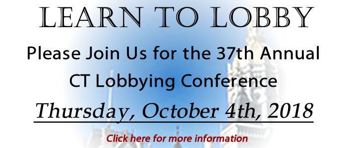 2018 CT Lobbying Conference